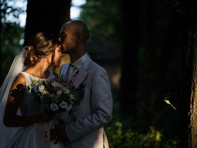 Il matrimonio di Nicola e Elena a Montefano, Macerata 79