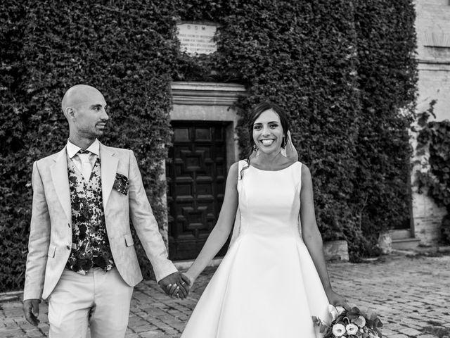 Il matrimonio di Nicola e Elena a Montefano, Macerata 81