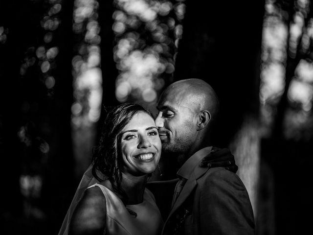 Il matrimonio di Nicola e Elena a Montefano, Macerata 82