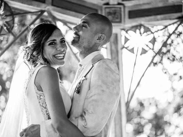 Il matrimonio di Nicola e Elena a Montefano, Macerata 86