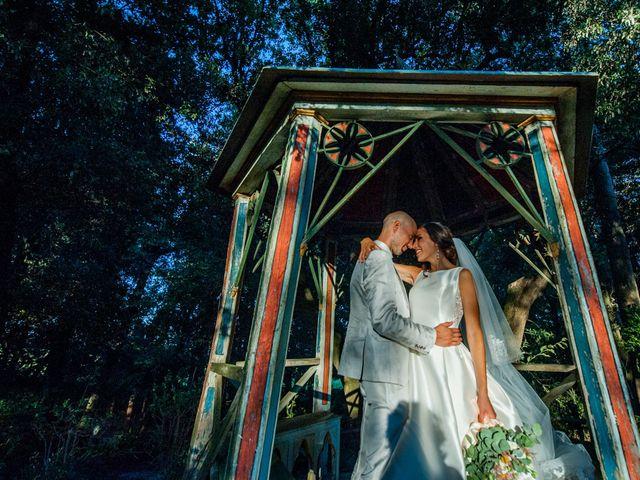 Il matrimonio di Nicola e Elena a Montefano, Macerata 89
