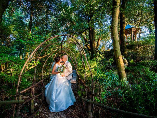 Il matrimonio di Nicola e Elena a Montefano, Macerata 92