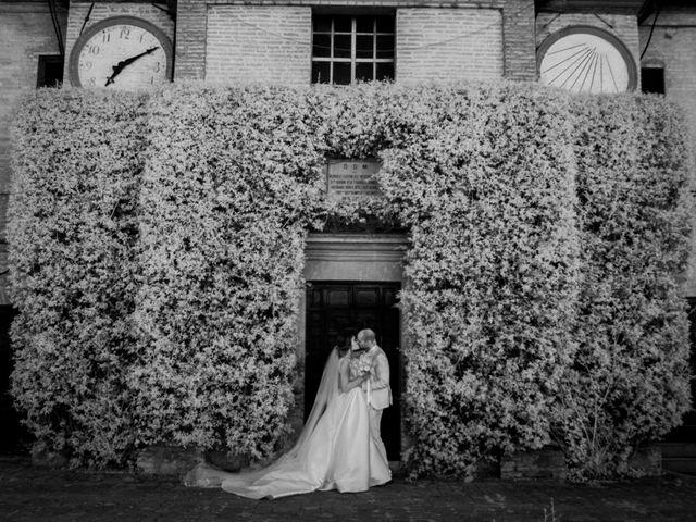Il matrimonio di Nicola e Elena a Montefano, Macerata 93
