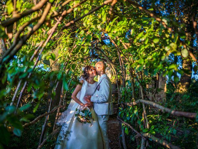 Il matrimonio di Nicola e Elena a Montefano, Macerata 99