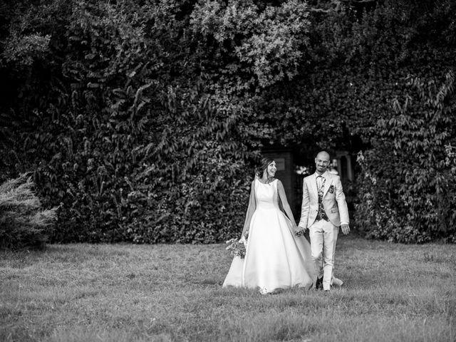 Il matrimonio di Nicola e Elena a Montefano, Macerata 100