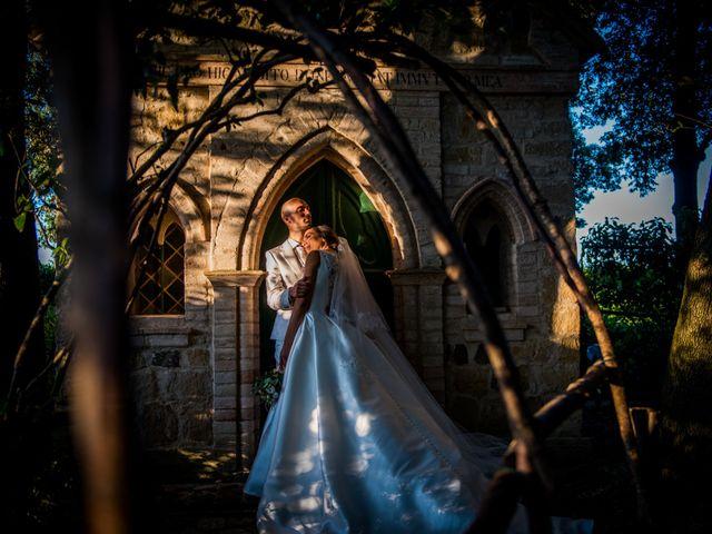 Il matrimonio di Nicola e Elena a Montefano, Macerata 101
