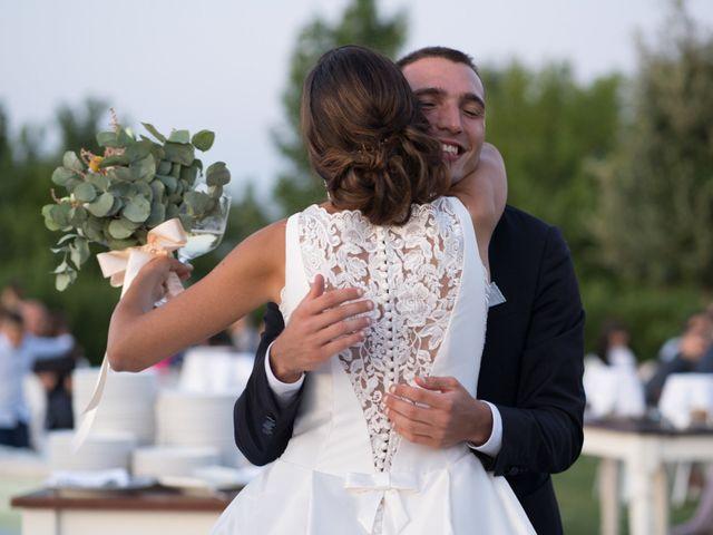 Il matrimonio di Nicola e Elena a Montefano, Macerata 111