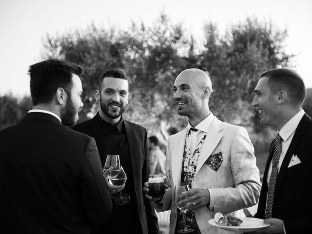 Il matrimonio di Nicola e Elena a Montefano, Macerata 117