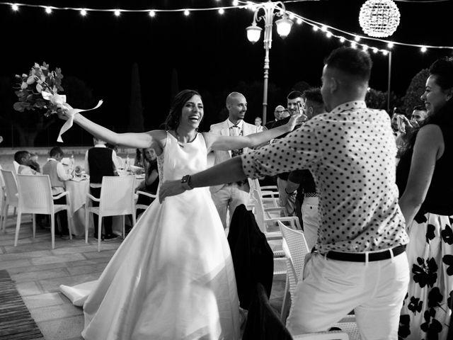 Il matrimonio di Nicola e Elena a Montefano, Macerata 123