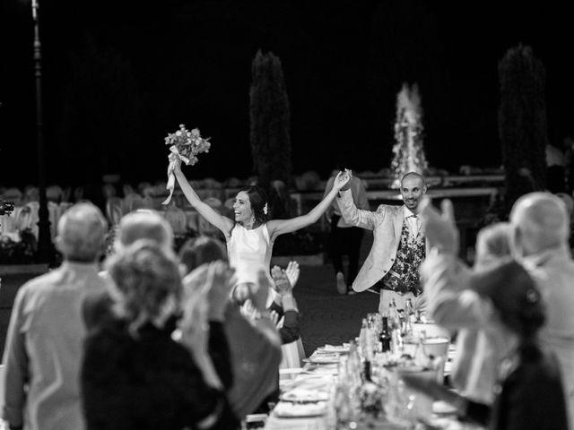 Il matrimonio di Nicola e Elena a Montefano, Macerata 124