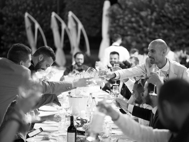 Il matrimonio di Nicola e Elena a Montefano, Macerata 126