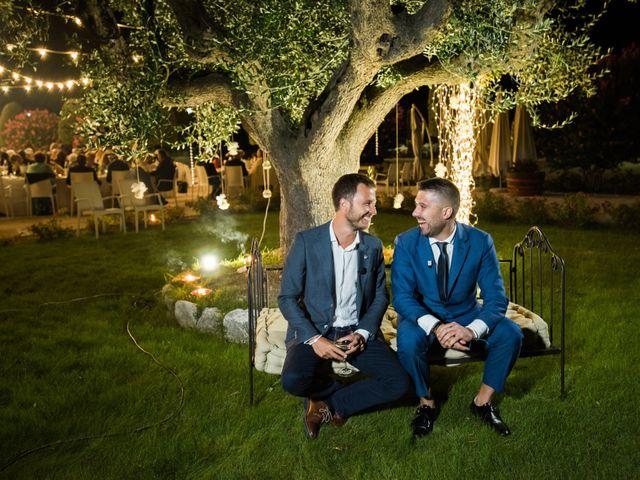 Il matrimonio di Nicola e Elena a Montefano, Macerata 127