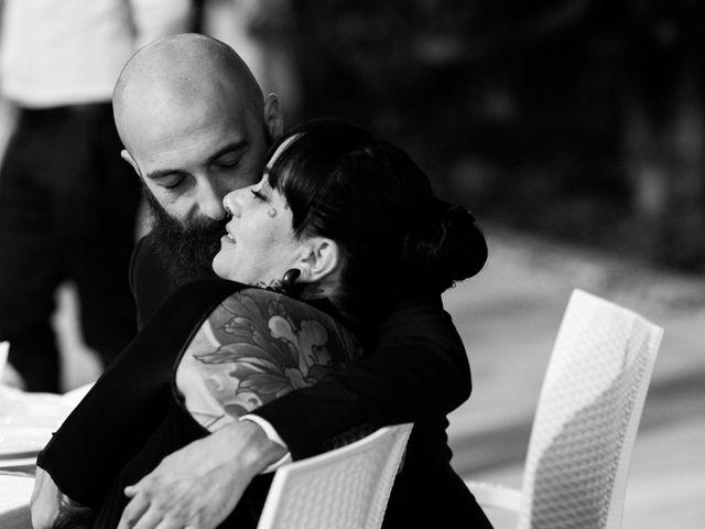 Il matrimonio di Nicola e Elena a Montefano, Macerata 129