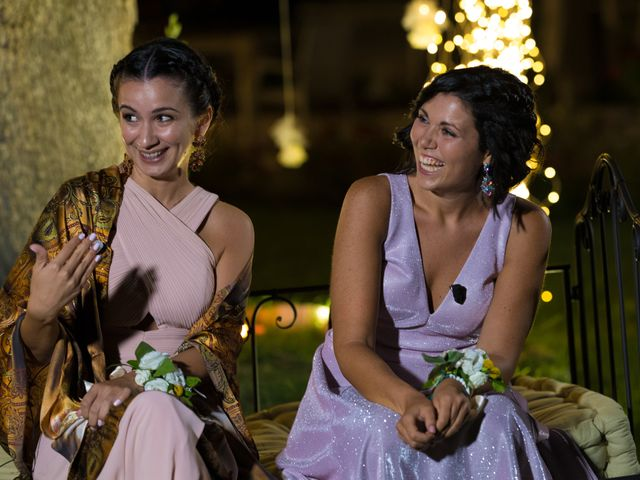 Il matrimonio di Nicola e Elena a Montefano, Macerata 131