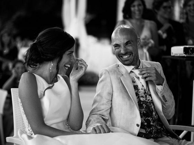 Il matrimonio di Nicola e Elena a Montefano, Macerata 132