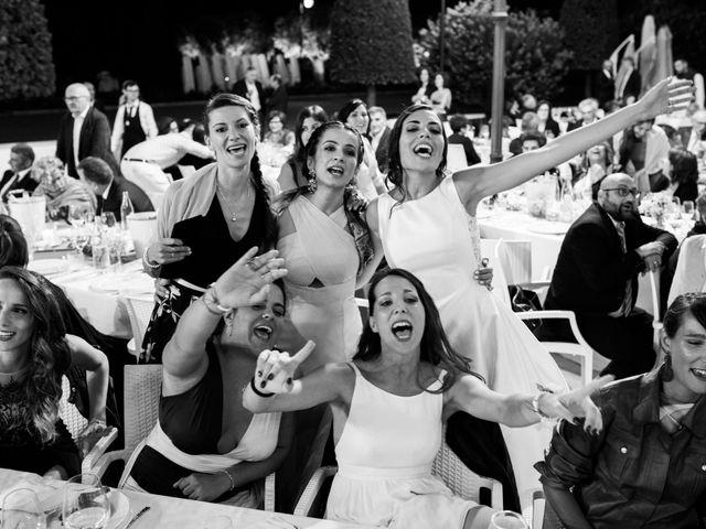 Il matrimonio di Nicola e Elena a Montefano, Macerata 140