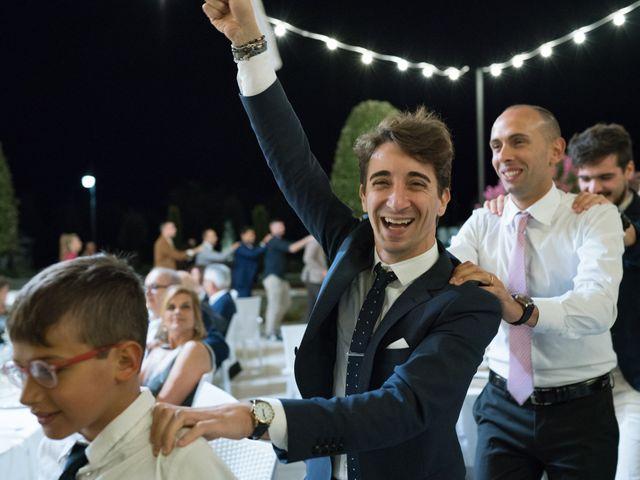 Il matrimonio di Nicola e Elena a Montefano, Macerata 141