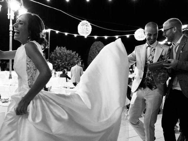 Il matrimonio di Nicola e Elena a Montefano, Macerata 143