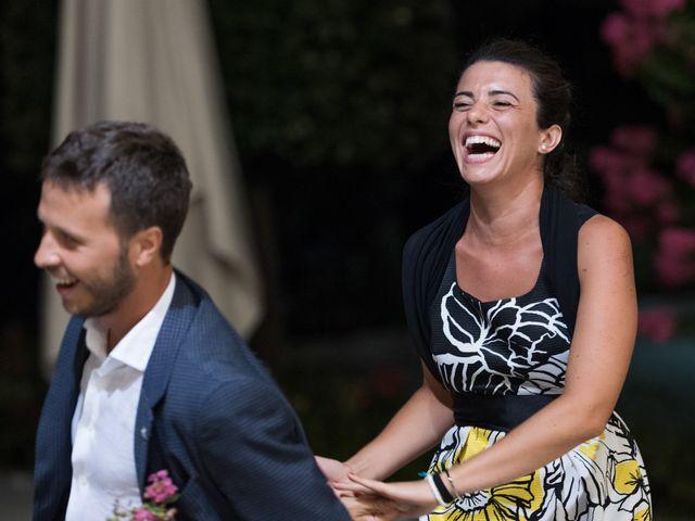 Il matrimonio di Nicola e Elena a Montefano, Macerata 144