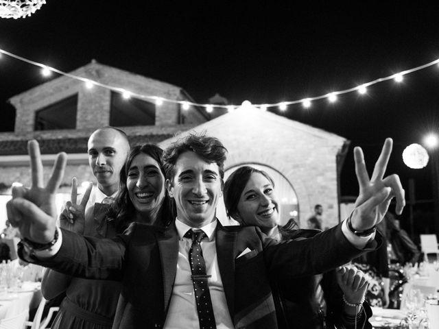Il matrimonio di Nicola e Elena a Montefano, Macerata 147