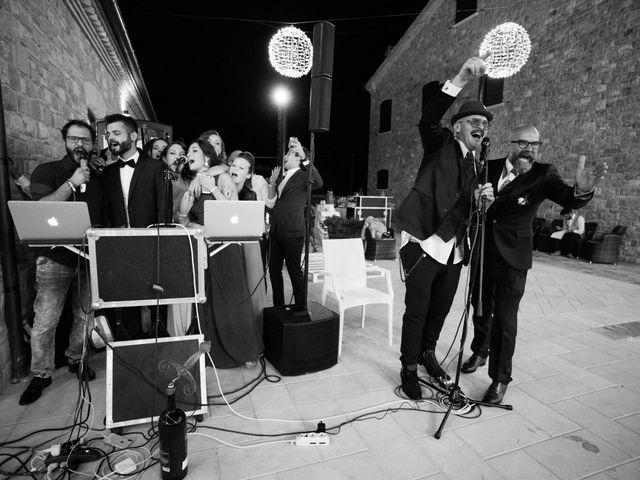 Il matrimonio di Nicola e Elena a Montefano, Macerata 151