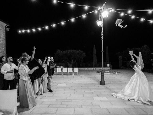 Il matrimonio di Nicola e Elena a Montefano, Macerata 158