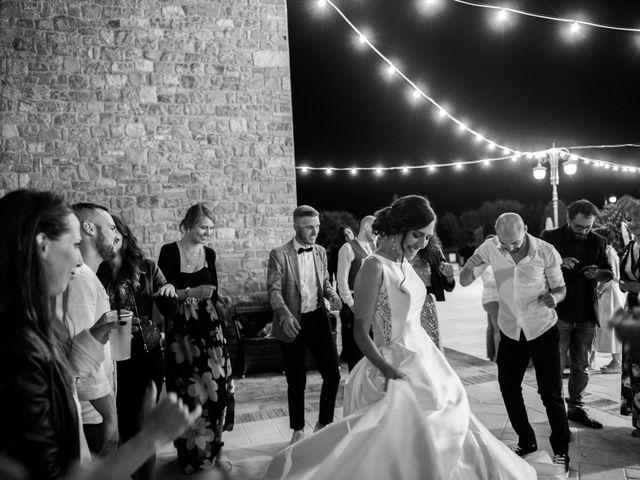 Il matrimonio di Nicola e Elena a Montefano, Macerata 159