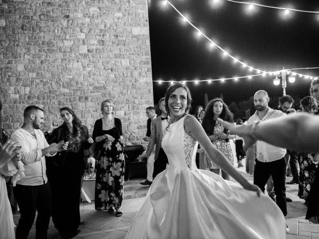 Il matrimonio di Nicola e Elena a Montefano, Macerata 160