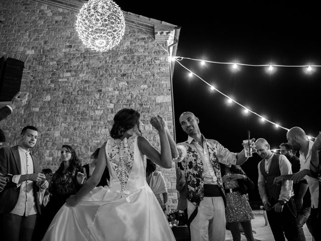 Il matrimonio di Nicola e Elena a Montefano, Macerata 161
