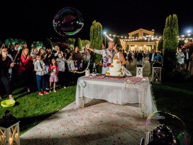 Il matrimonio di Nicola e Elena a Montefano, Macerata 167
