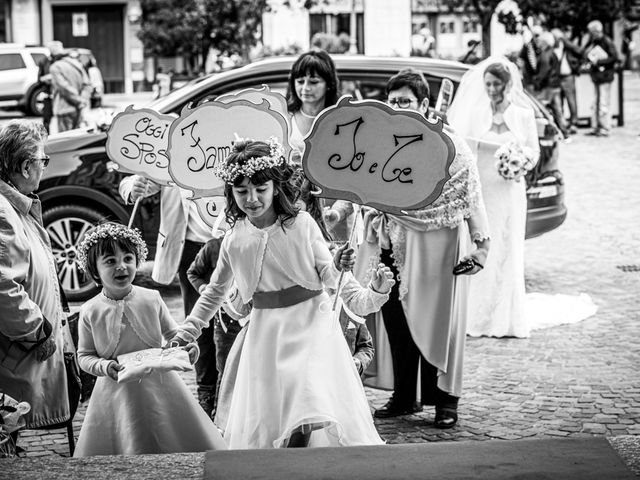 Il matrimonio di Sandro e Valeria a Orbassano, Torino 22