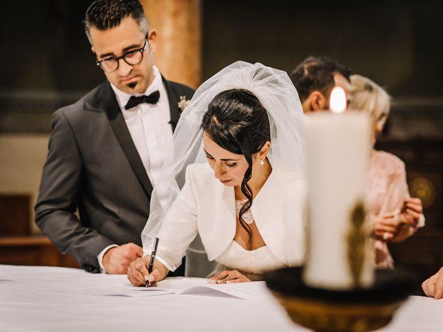 Il matrimonio di Sandro e Valeria a Orbassano, Torino 25