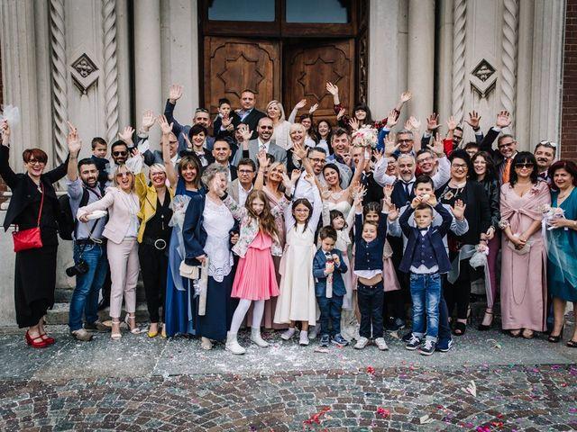 Il matrimonio di Sandro e Valeria a Orbassano, Torino 29