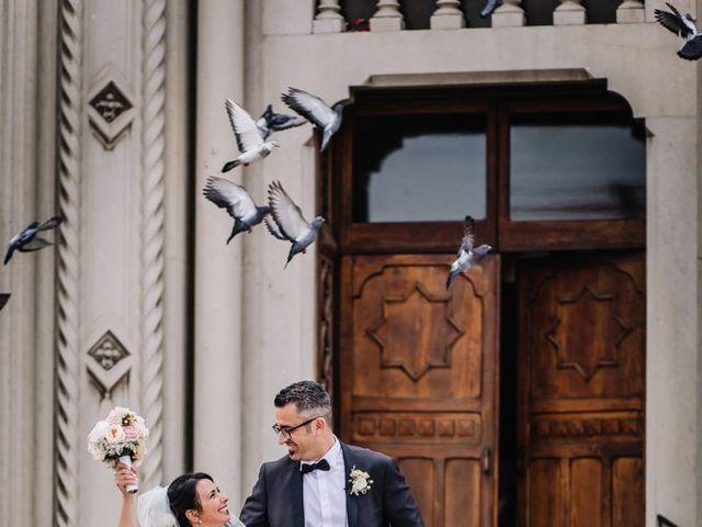Il matrimonio di Sandro e Valeria a Orbassano, Torino 30