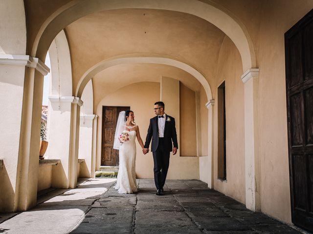 Il matrimonio di Sandro e Valeria a Orbassano, Torino 31