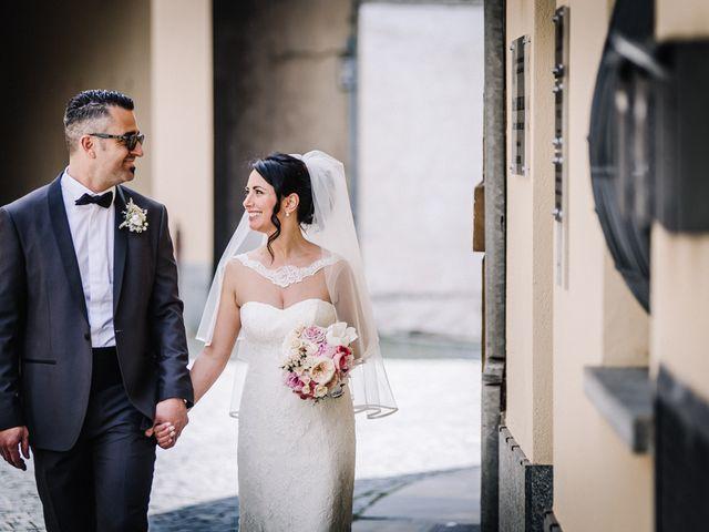 Il matrimonio di Sandro e Valeria a Orbassano, Torino 32