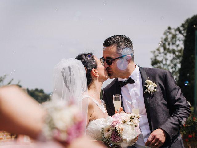 Il matrimonio di Sandro e Valeria a Orbassano, Torino 35