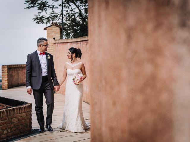 Il matrimonio di Sandro e Valeria a Orbassano, Torino 36