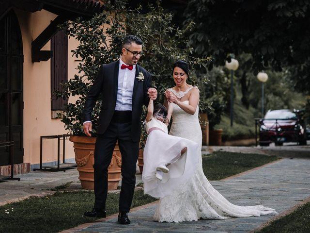 Il matrimonio di Sandro e Valeria a Orbassano, Torino 41