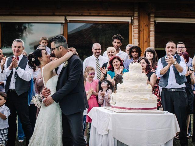 Il matrimonio di Sandro e Valeria a Orbassano, Torino 43
