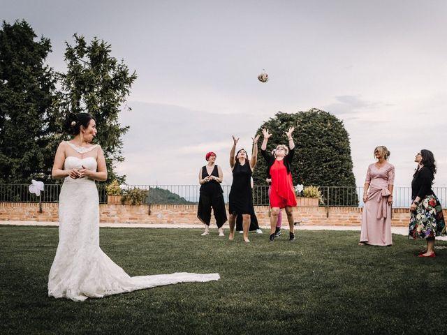 Il matrimonio di Sandro e Valeria a Orbassano, Torino 44