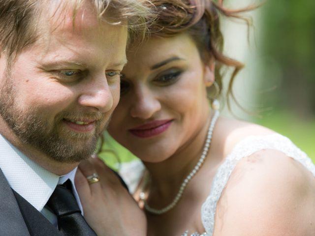Le nozze di Oana e Alessandro