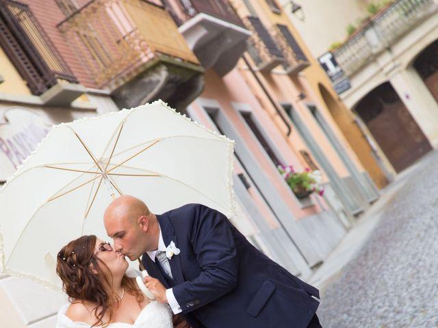 Il matrimonio di Francesco e Marianna a Cocconato, Asti 17