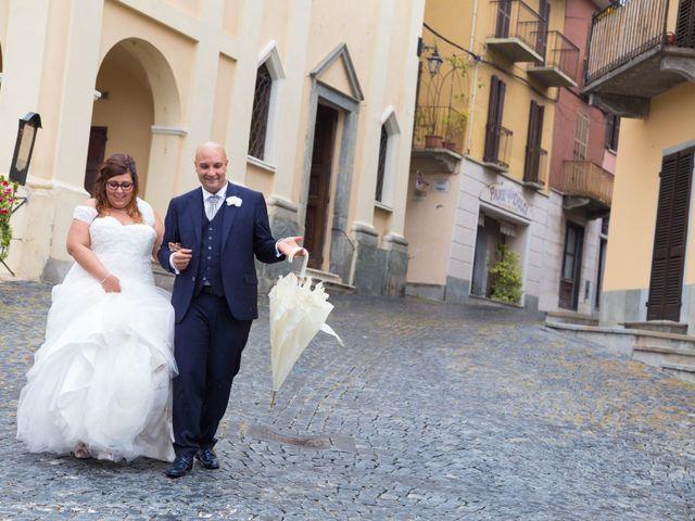 Il matrimonio di Francesco e Marianna a Cocconato, Asti 18