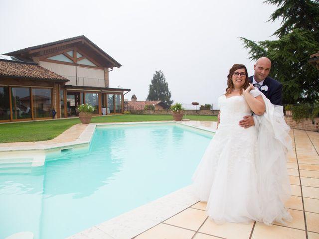 Il matrimonio di Francesco e Marianna a Cocconato, Asti 1