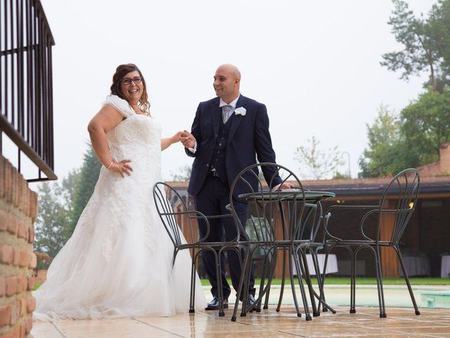 Il matrimonio di Francesco e Marianna a Cocconato, Asti 19