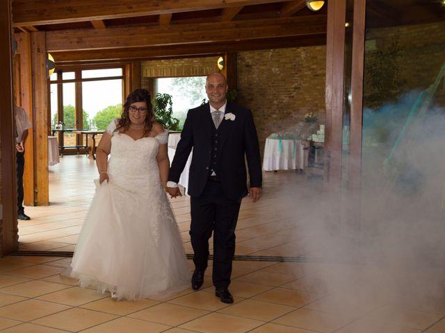 Il matrimonio di Francesco e Marianna a Cocconato, Asti 20