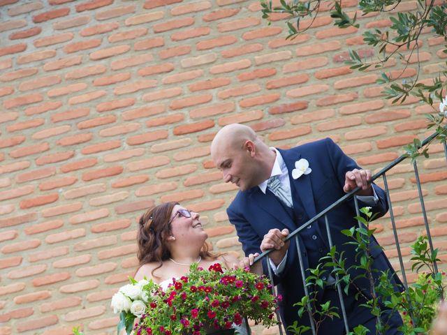Il matrimonio di Francesco e Marianna a Cocconato, Asti 21