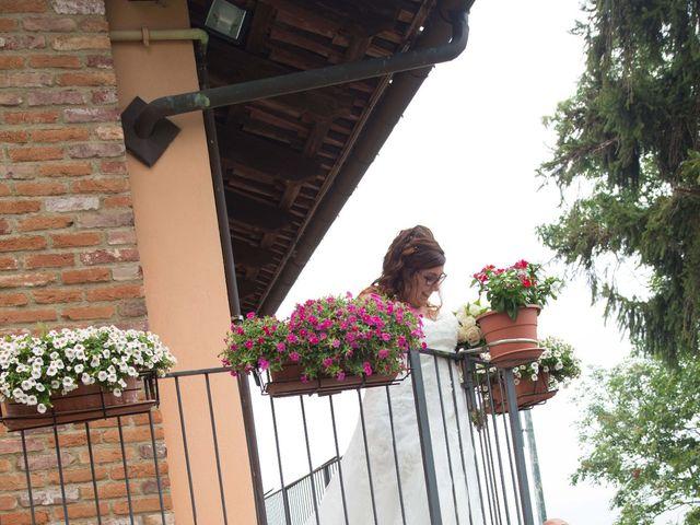 Il matrimonio di Francesco e Marianna a Cocconato, Asti 23