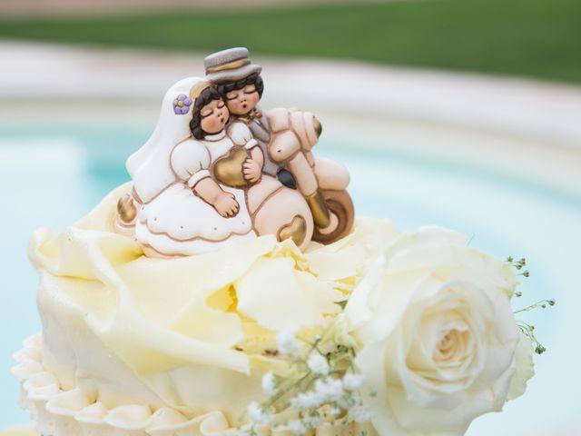 Il matrimonio di Francesco e Marianna a Cocconato, Asti 24